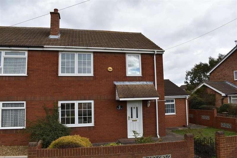 4 Bedrooms Semi Detached House for sale in Crane Way, Cranfield, Bedford