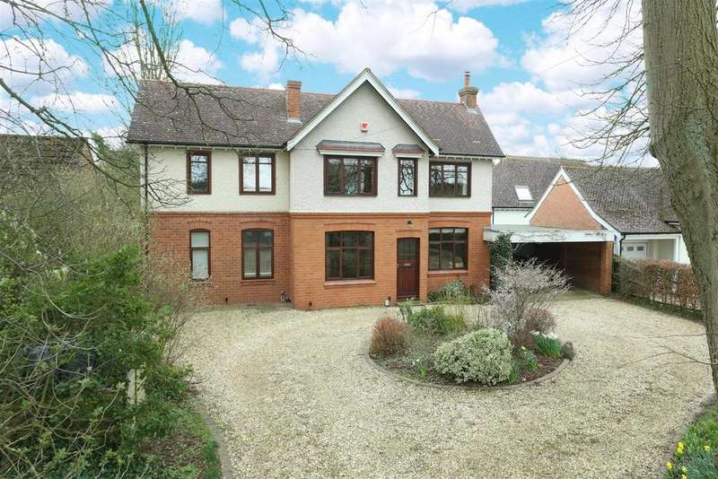 4 Bedrooms Detached House for sale in North Road, South Kilworth, Lutterworth