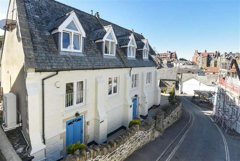 3 Bedrooms Semi Detached House for sale in The Old Chapel, Sinai Hill, Lynton, Devon, EX35
