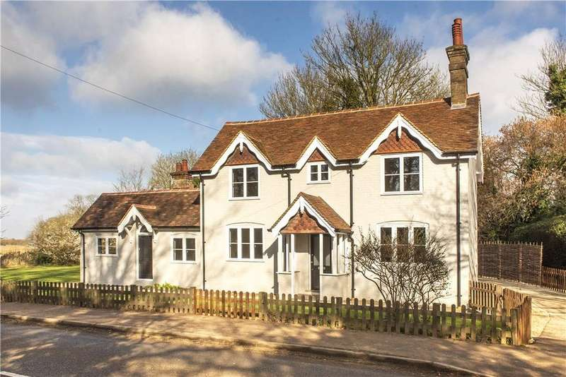 4 Bedrooms Detached House for sale in Station Road, Tring, Hertfordshire, HP23