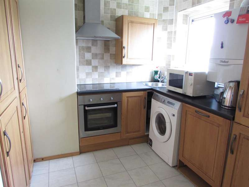 2 Bedrooms Flat for sale in Aspley Close, Lewsey Farm, Bedfordshire