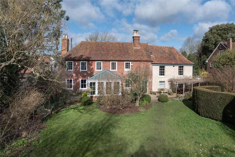 5 Bedrooms Detached House for sale in Fordwich Road, Fordwich, Canterbury, Kent