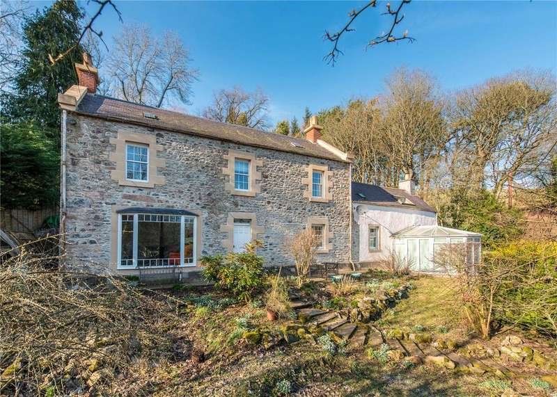 5 Bedrooms Detached House for sale in Old Farmhouse, Heriot Mill, Heriot, Midlothian, EH38