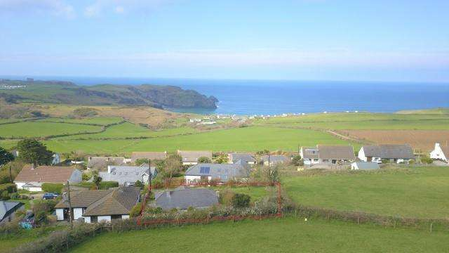 Land Commercial for sale in Trethevy, Tintagel