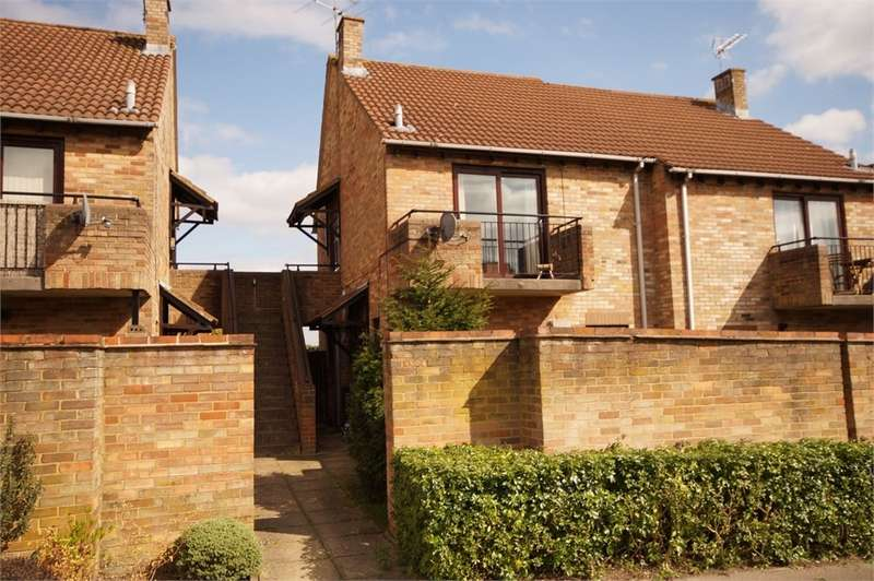 1 Bedroom Maisonette Flat for sale in Maiden Place, Lower Earley, READING, Berkshire