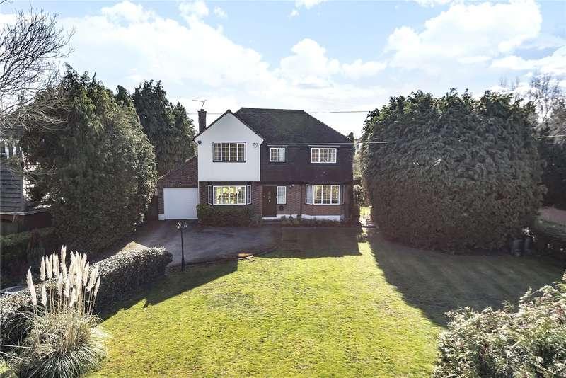 5 Bedrooms Detached House for sale in Ashmead Lane, Denham, Buckinghamshire, UB9