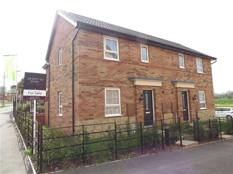 2 Bedrooms Semi Detached House for sale in Kensey Road, Mickleover, Derby, DE3