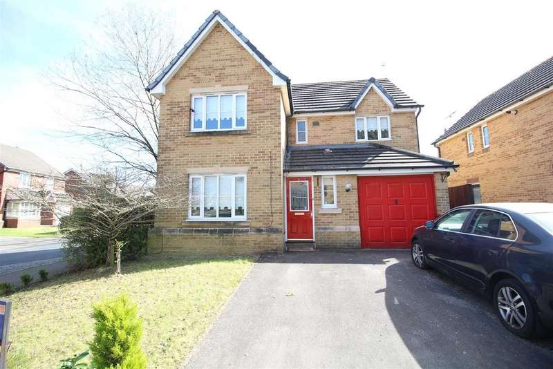 4 Bedrooms Detached House for sale in Lilac Grove, Rogerstone, Newport