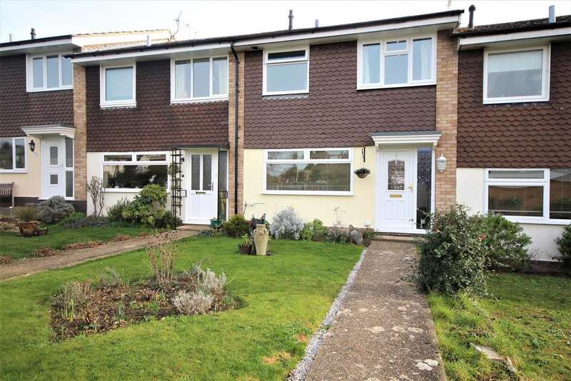 2 Bedrooms Terraced House for sale in Chaseside Avenue, Twyford, Reading