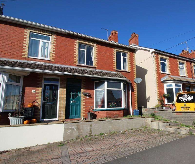 3 Bedrooms Semi Detached House for sale in Station Road, Caldicot