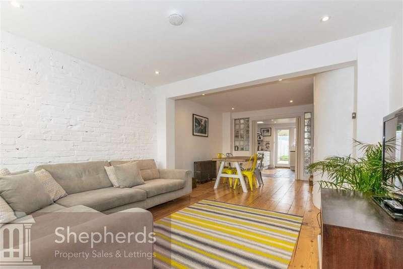 3 Bedrooms Terraced House for sale in Haward Road, Hoddesdon, Hertfordshire, EN11