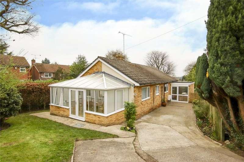 3 Bedrooms Detached Bungalow for sale in Cressex Close, Binfield, Berkshire, RG42