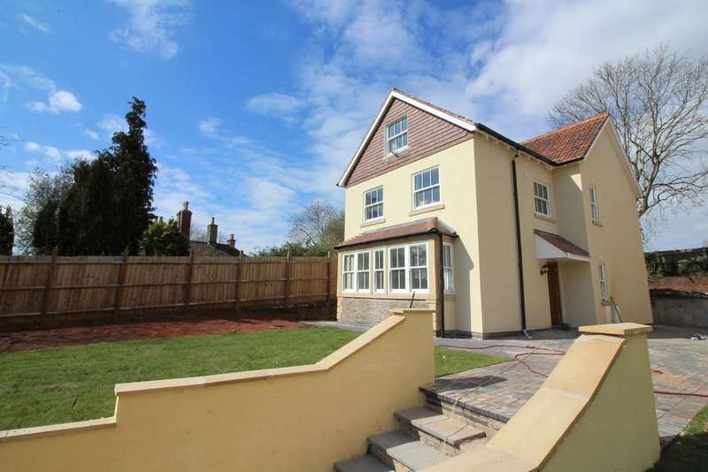 5 Bedrooms Detached House for sale in New Homes Bell Hill, Stapleton, Bristol, BS16 1BE