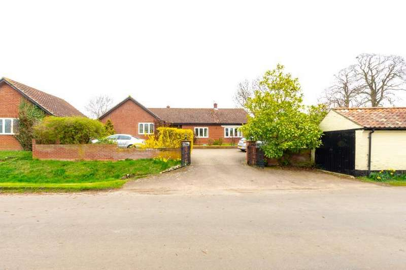 4 Bedrooms Detached Bungalow for sale in Toad Lane, Thwaite St Mary