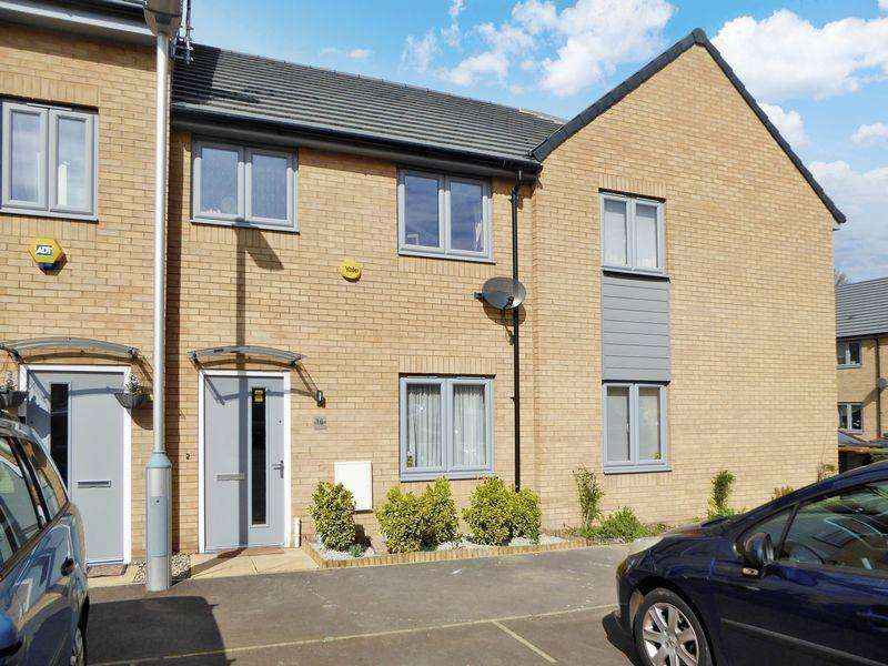 3 Bedrooms Terraced House for sale in Maple Square, Dunstable