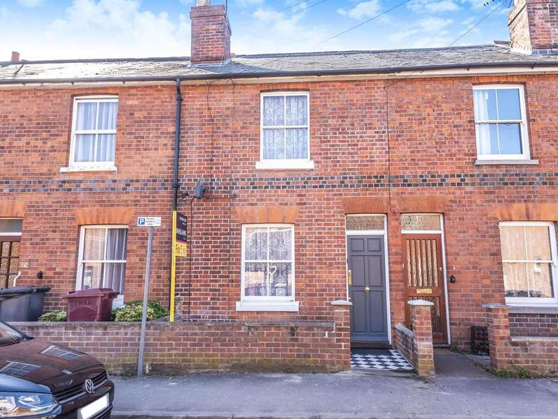 3 Bedrooms Terraced House for sale in Field Road, Reading, RG1
