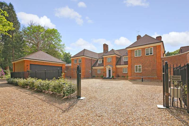 5 Bedrooms Detached House for sale in Brackenhill Close, Oxhey Drive South, Northwood