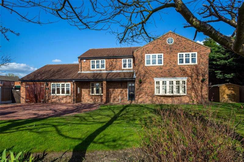 5 Bedrooms Detached House for sale in Selby Road, Wistow, Selby, YO8