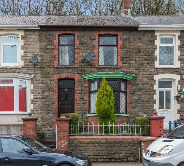 3 Bedrooms Terraced House for sale in North Road, Newbridge, Newport, Caerphilly