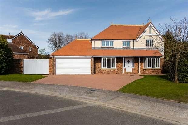 4 Bedrooms Detached House for sale in Blaise Garden Village, Hartlepool, Durham