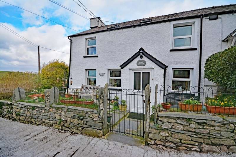 3 Bedrooms Semi Detached House for sale in Lilac Cottage, Beanthwaite
