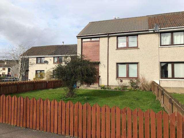 2 Bedrooms Semi-detached Villa House for sale in Kirkside, Alness IV17