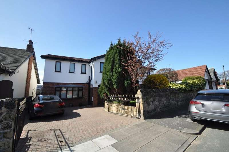 5 Bedrooms Detached House for sale in Rockland Road, Wallasey