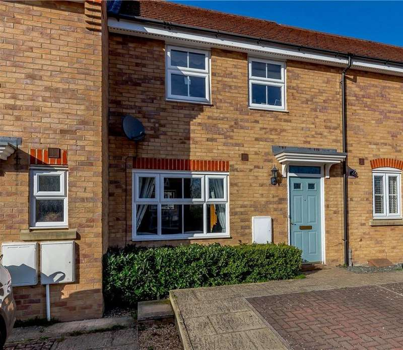 3 Bedrooms Terraced House for sale in Laurel Gardens, Greenham, Thatcham, Berkshire, RG19
