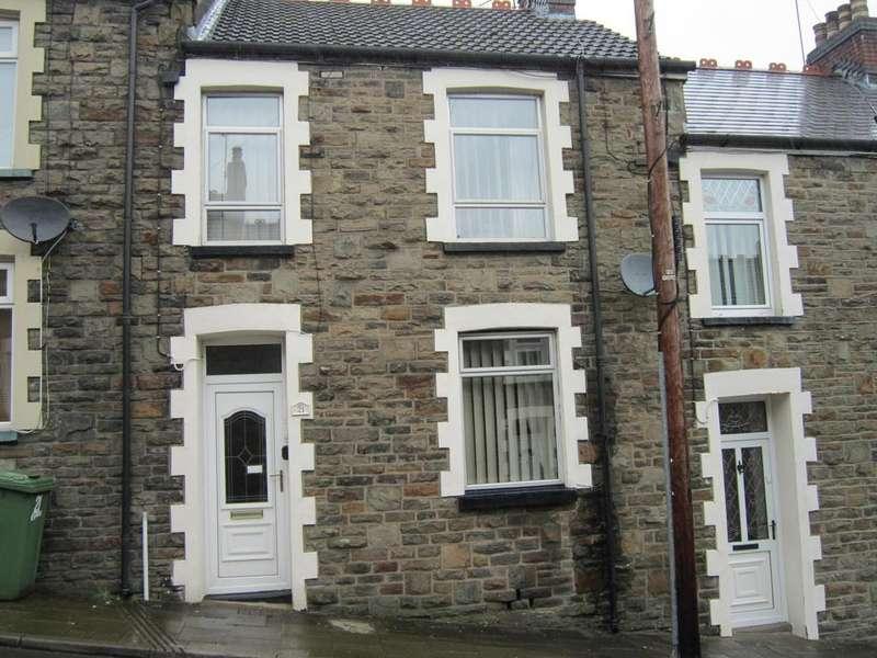 3 Bedrooms Terraced House for sale in James Street, Brithdir NP24