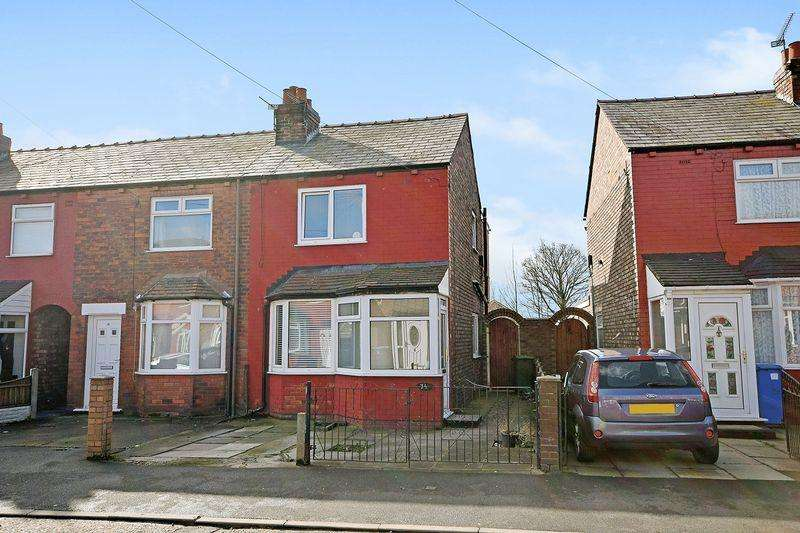 2 Bedrooms Town House for sale in Gregson Road, Widnes
