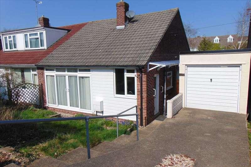 2 Bedrooms Bungalow for sale in ROCK AVENUE, NAILSEA