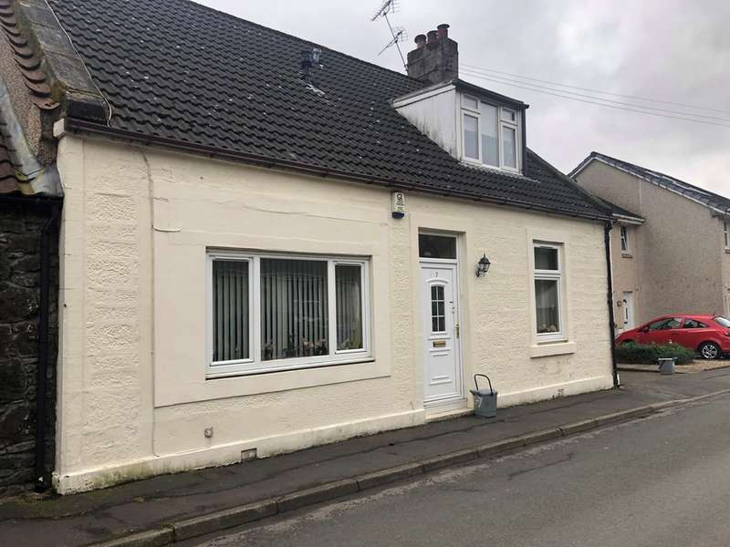 3 Bedrooms Detached House for sale in Beauclerc Street, Alva FK12