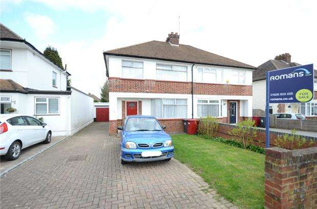 4 Bedrooms Semi Detached House for sale in Haymill Road, Slough