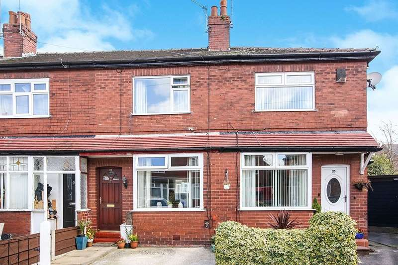 2 Bedrooms Terraced House for sale in Baslow Grove, Stockport, SK5