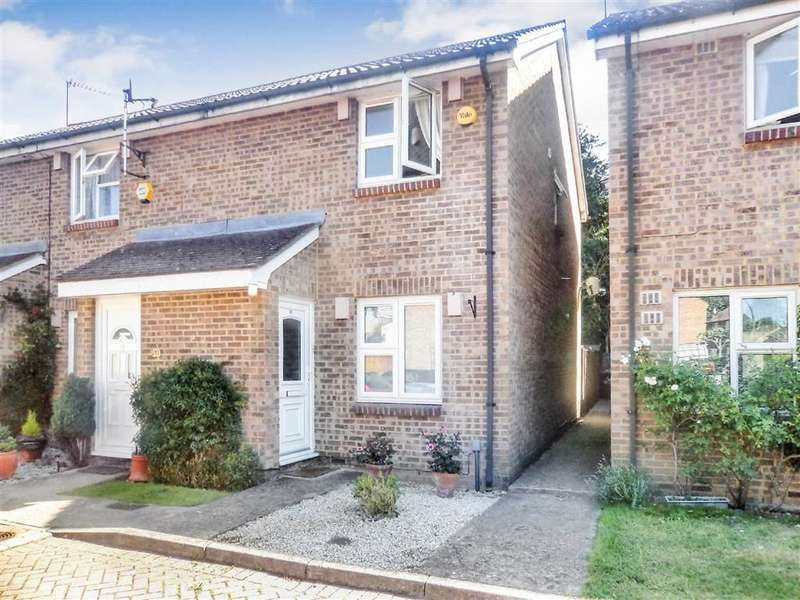 3 Bedrooms Terraced House for sale in Frogmore Close, Cippenham, Slough