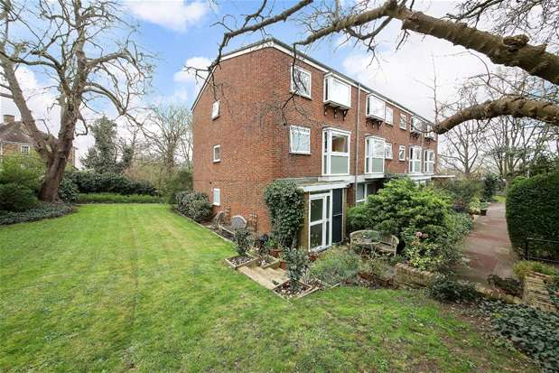 3 Bedrooms Flat for sale in Constable Walk, College Road, Dulwich