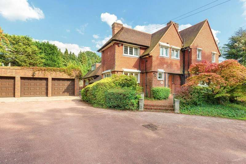 7 Bedrooms Detached House for sale in RAC Woodcote Park, Epsom