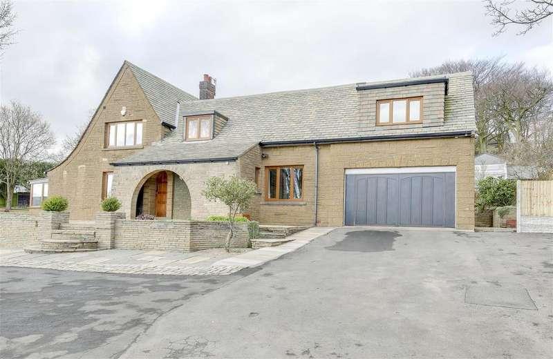 5 Bedrooms Detached House for sale in Greens Lane, off Todmorden Road, Bacup, Lancashire