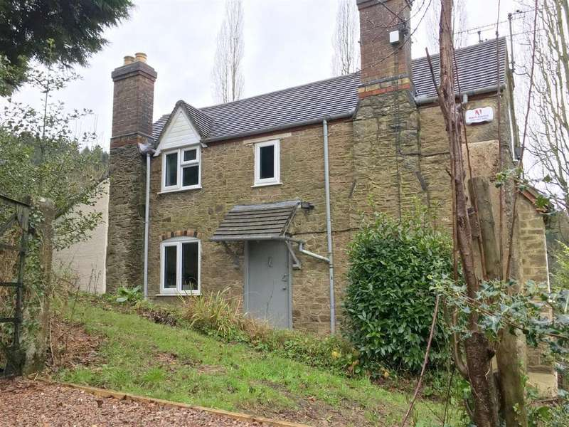 2 Bedrooms Semi Detached House for sale in Nottswood Hill, Longhope