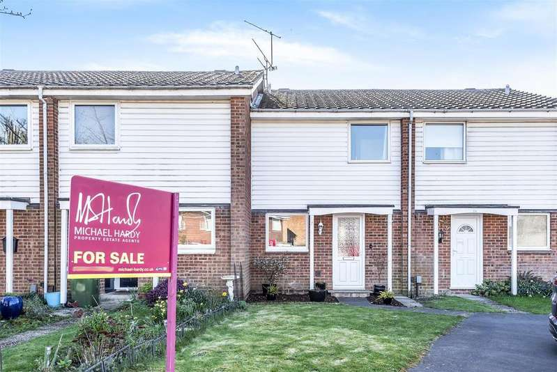 3 Bedrooms Terraced House for sale in Knightswood, Bracknell, Berkshire, RG12 7ZR