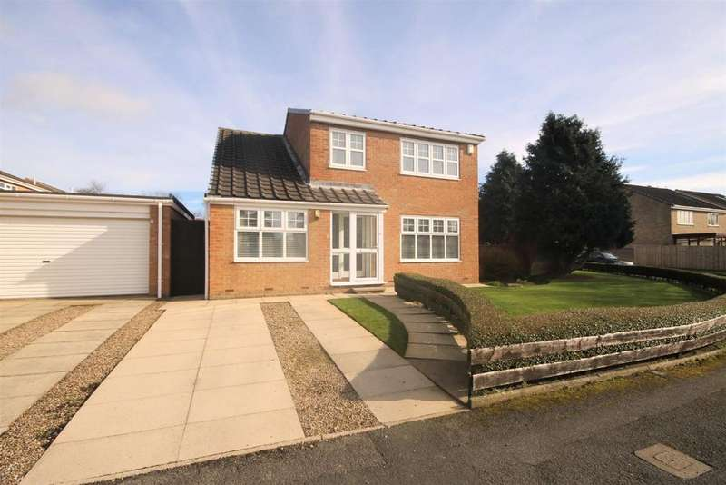 4 Bedrooms Detached House for sale in Barford Close, Fens, Hartlepool