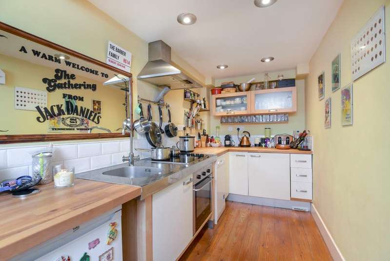 2 Bedrooms Flat for sale in Oddfellows Hall, Newbury, RG14