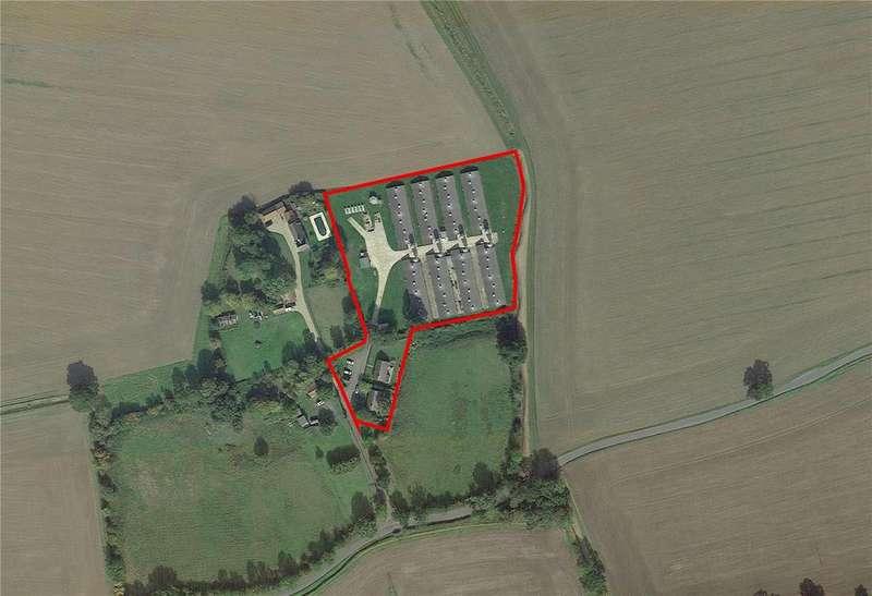 Land Commercial for sale in Debenham Road, Mickfield, Stowmarket, Suffolk