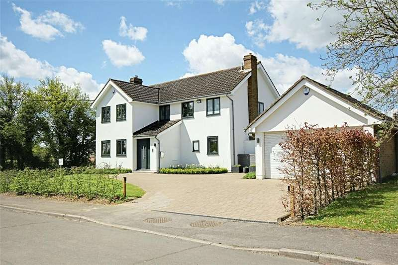 4 Bedrooms Detached House for sale in Hull Green, Matching Green, Essex