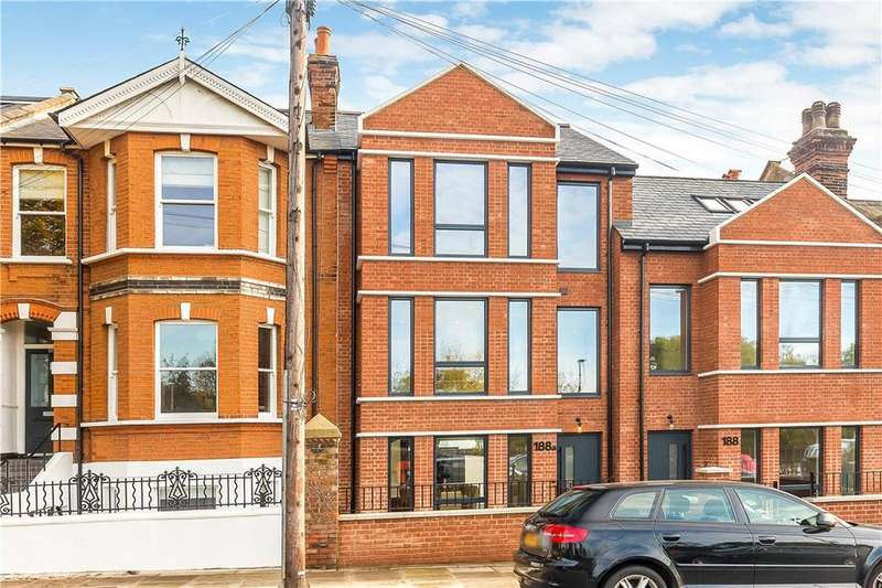 5 Bedrooms Terraced House for sale in Amyand Park Road, Richmond, Twickenham, TW1