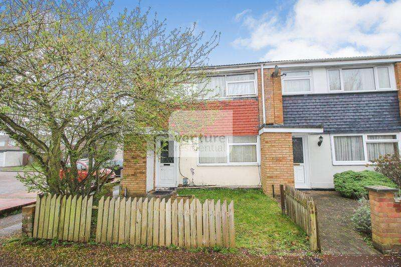 3 Bedrooms House for sale in Thrales Close, Luton