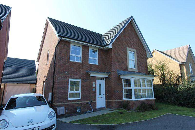 4 Bedrooms Detached House for sale in St. Johns View, St Athan