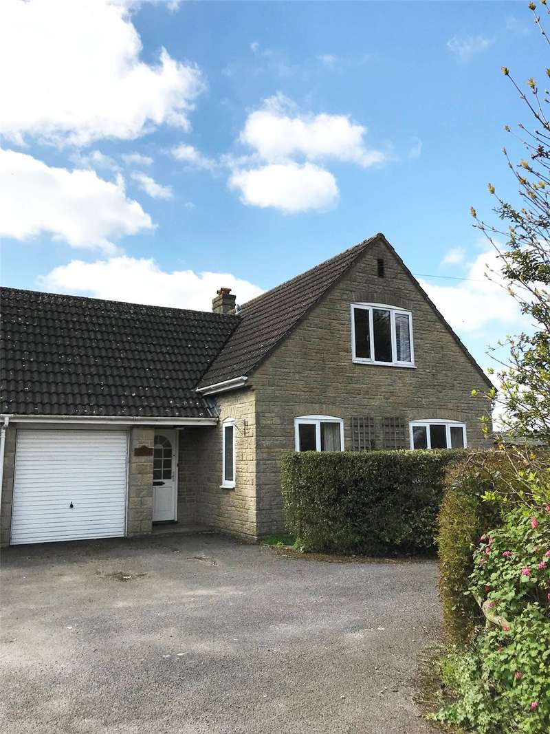 3 Bedrooms Link Detached House for sale in Dennis Lane, Ludwell, Shaftesbury, Wiltshire, SP7