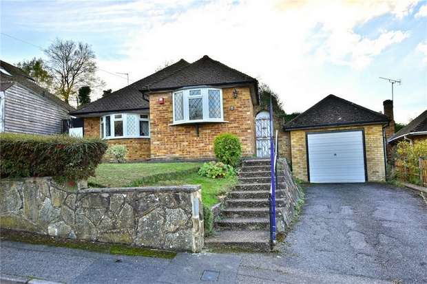 3 Bedrooms Detached Bungalow for sale in Parsonage Road, Chalfont St Giles, Buckinghamshire