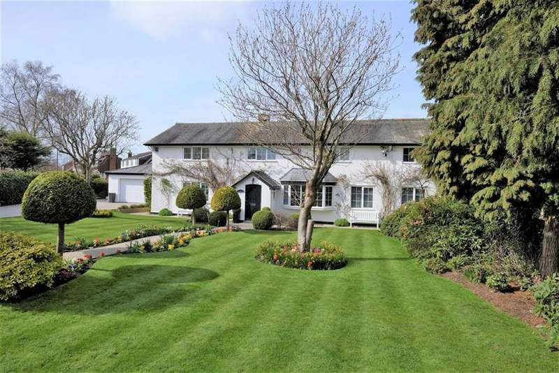 3 Bedrooms Detached House for sale in Dubside, Wrea Green